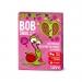 """Натуральные яблочно-малиновые конфеты без сахара """"Улитка Боб"""" (пастила) 60г Bob Snail фото №1"""