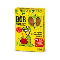 """Натуральные яблочно-айвовые конфеты без сахара """"Улитка Боб"""" 60г"""
