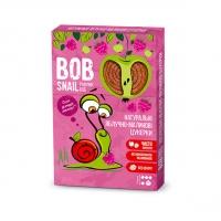 """Натуральные яблочно-малиновые конфеты без сахара """"Улитка Боб"""" 120 грамм"""