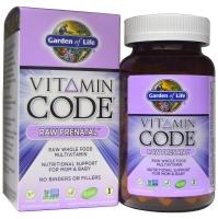 Сырые витамины Vitamin Code Raw Prenatal, 90 капсул