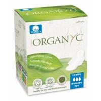 Органические прокладки для умеренных выделений 10 шт
