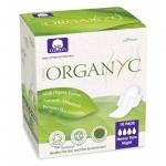 Органические прокладки для интенсивных выделений (ночные) 10 шт