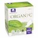 Органические прокладки для интенсивных выделений (ночные) 10 шт Corman фото №1