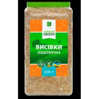 Отруби пшеничные, 200 грамм