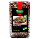 Органическая чечевица коричневая (красная), 400 грамм