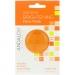 Моментально освежающая маска для лица, тыква и мед, 8 г Andalou Naturals фото №1