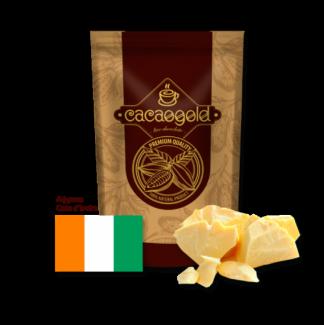 Масло какао натуральное, 150 грамм фото №1