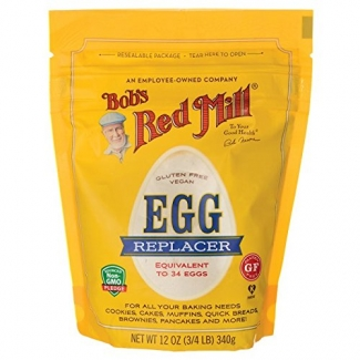 Egg Replacer Powder Заменитель яиц в порошке (34 яйца) 340 грамм фото №1