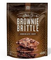 Brownie Brittle Chocolate Chip Брауни шоколадное 142 грамма