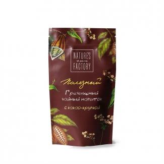 Гречишный чай с какао-крупкой 100 грамм фото №1
