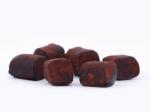 Шоколадно-апельсиновые конфеты без сахара (raw) 100г