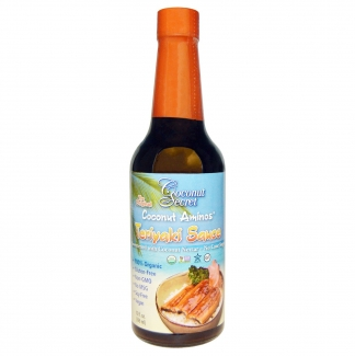 Органический соус терияки Coconut Aminos, 296 мл фото №1