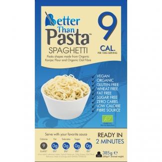 Органические спагетти из муки конняку 385 грамм фото №1