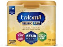 Enfamil NeuroPro Baby Formula Milk Powder Reusable Tub, 20.7 oz -Brain Building Nutrition Inspired by Breast Milk-Omega 3 DHA, Non-GMO, MFGM, Prebiotics, Iron & Immune Support