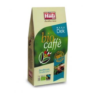 Органический молотый кофе без кофеина 250 грм фото №1