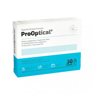 DuoLife Clinical Formula ProOptical Инновационное средство для улучшения зрения  фото №1