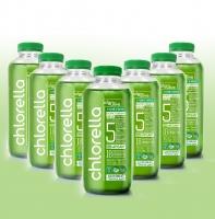 """Биоактивный напиток из живой микроводоросли Chlorella Algalive. Курс """"Легкий старт"""""""