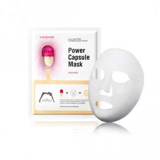 Маска с капсулой-активатором THE OOZOO Power Capsule Mask Recovery фото №1