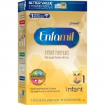 Infant Formula Milk-based Powder with Iron Детская молочная смесь с железом для детей от 0 до 12 месяцев, 942 грамма (2 х 471 гр)