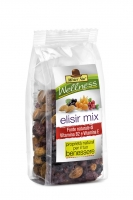 Wellness elisir mix фруктово-ореховое ассорти 125 грм