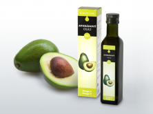 Масло авокадо органическое 250 мл