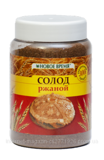Солод ржаной ферментированный, 300 грамм  фото №1