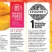 Пюре Альфонсо манго без сахара, 850 грамм Keynote фото №4