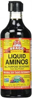 BRAGG AMINOS ORGANIC Аминос Альтернатива соевому соусу органик 473 мл фото №1