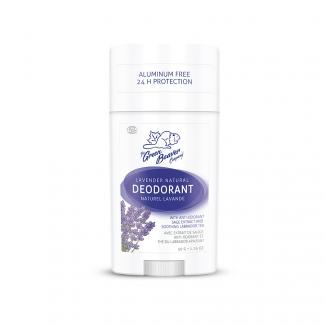 Натуральный дезодорант с запахом лаванды 50 грамм фото №1