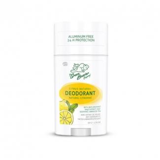 Натуральный цитрусовый дезодорант 50 грамм фото №1