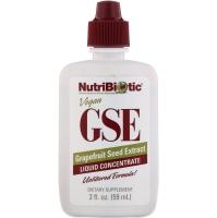 Экстракт грейпфрутовой косточки GSE, жидкий концентрат, 59 мл