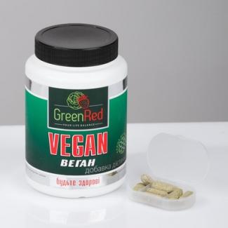 Vegan Источник витаминов, макро и микро элементов без молочной сыворотки 270табл фото №1