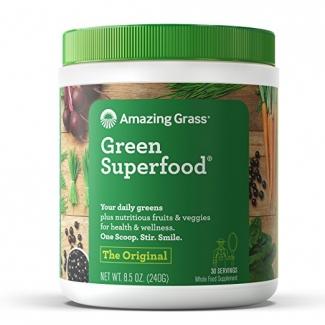 Green Superfood, зеленый суперфуд 240 грамм, 30 порций фото №1