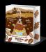 Натуральное галетное печенье с какао 90 грамм фото №1