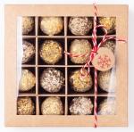 Полезные конфеты O'GRANOLA Sweets без сахара 16 штук