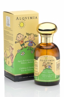 Органическое масло для тела для детей и младенцев,150 млл. Children and Babies Body Oil фото №1