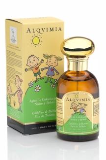 Органическое масло для тела для детей и младенцев,150 мл. Children and Babies Body Oil фото №1