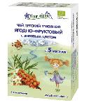 Чай детский травяной ягодно-фруктовый с липовым цветом с 5 месяцев 20пакетиков