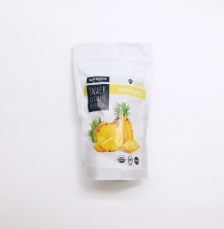 Сушенный ананас 60грамм фото №1
