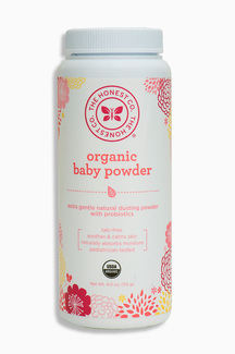 Organic Baby Powder, органическая детская присыпка  фото №1
