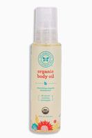 Organic Body Oil, органическое масло для тела.120мл