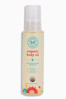 Organic Body Oil, органическое масло для тела.120мл фото №1