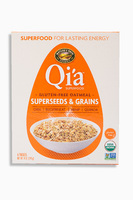Gluten Free Oatmeal Superseeds and Grains, Органический безглютеновый сириал из овсянки и суперфудов. 228 грамм.