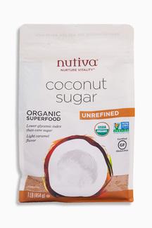 Coconut Sugar, Органический кокосовый сахар. 454 грамма фото №1