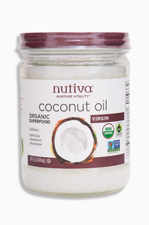 Organic Coconut Oil Органическое кокосовое масло. 414 мл. фото №1