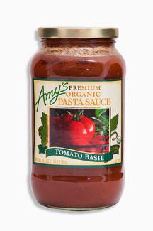Premiun Organic Pasta Souce tomato basil, органический соус для пасты с базиликом. 695 грамм фото №1