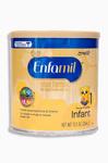 Infant Formula Milk Based Powder with Iron, Молочная смесь обогащенная железом. 0-12 месяцев. 354 грамма.
