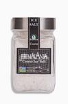 Coarse Ice Salt, Ледяная соль в стеклянной баночке, крупнозернистая. 255 грамм