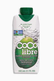 Organic Coconut water, органическая кокосовая вода. 330мл фото №1