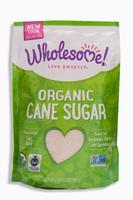 Organic Cane Sugar, органический тростниковый сахар. 907 грамм